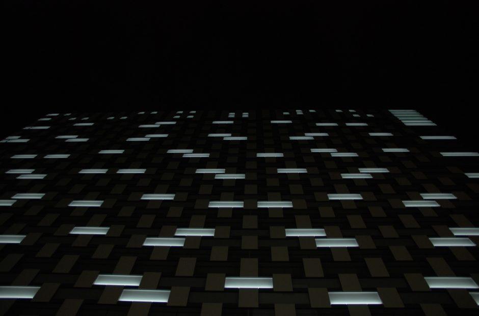 松坂屋 銀座店第2別館(ファサード照明計画)メイン画像