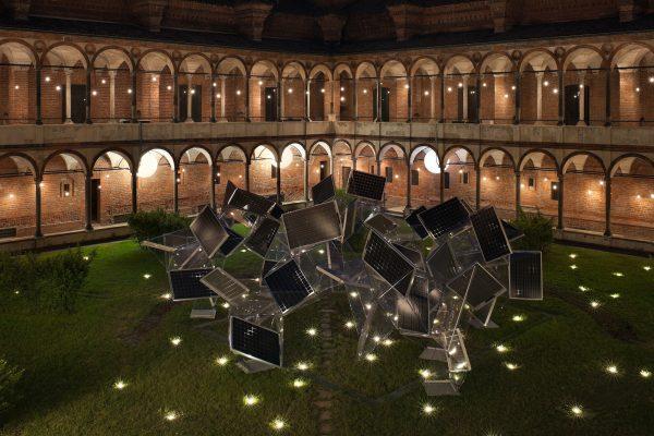 """ミラノサローネ2012パナソニック  """"Photosynthesis-光合成"""""""