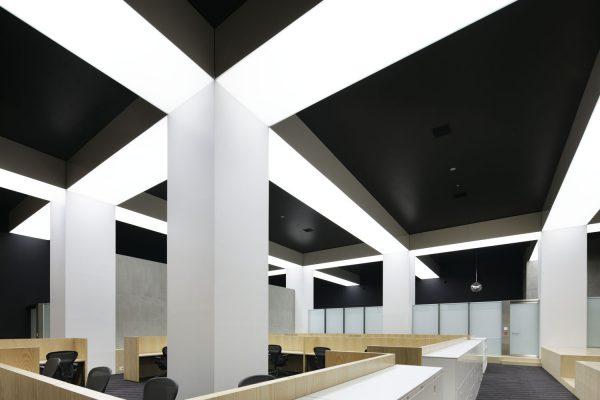 TBWA/HAKUHODO 1Fオフィス