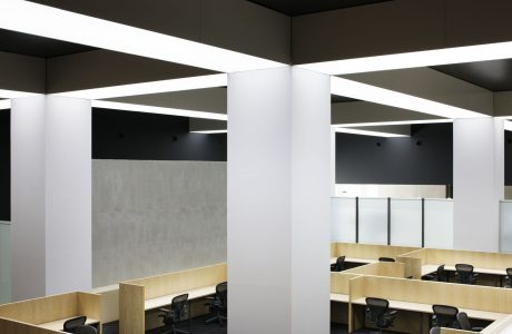 TBWA/HAKUHODO 1Fオフィスサブ画像
