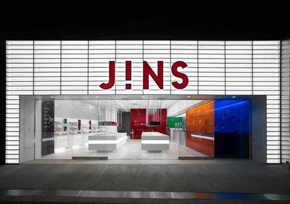 JINS原宿