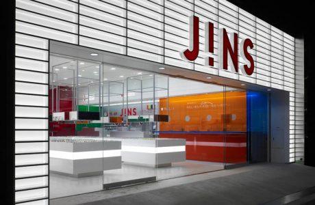 JINS原宿サブ画像