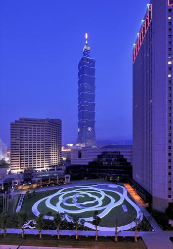 台北世界貿易センター広場サブ画像