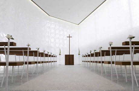 白い教会サブ画像
