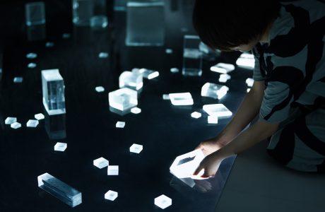"""ミラノサローネ2012東芝  """"TOUCH TO TURN LIGHT INTO DELIGHT""""サブ画像"""