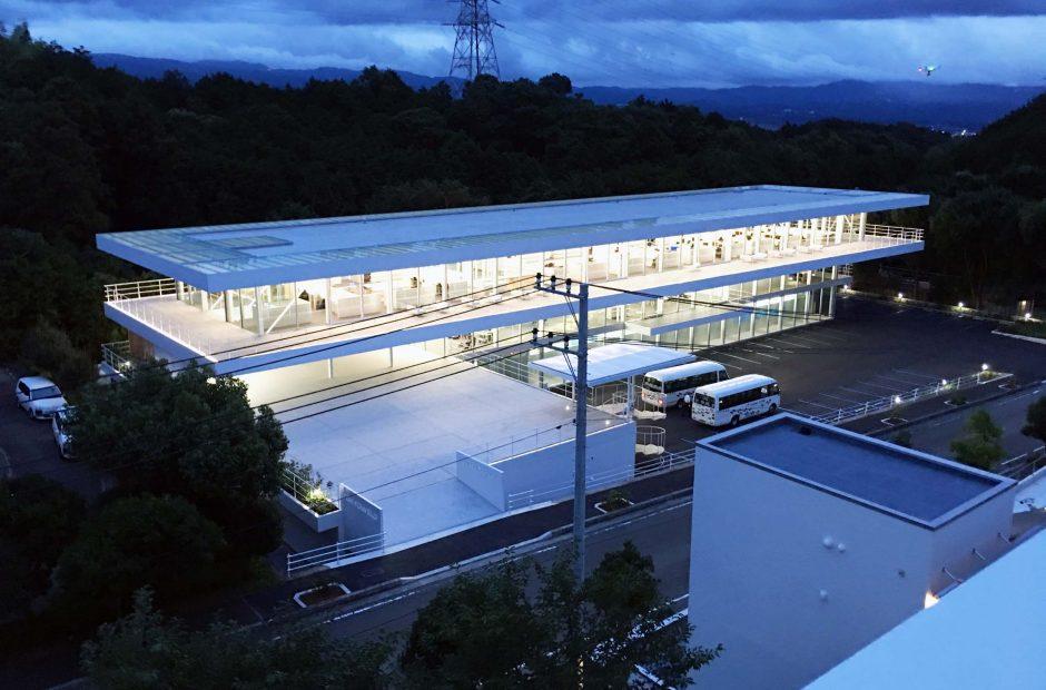 東京ウエルズテクニカルセンターメイン画像