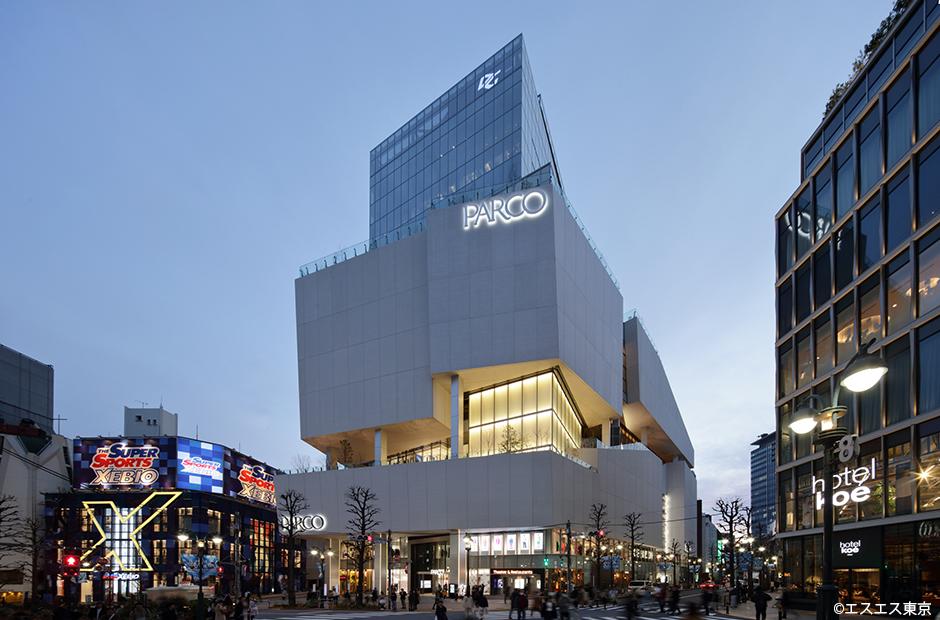 新生〈渋谷PARCO〉7つの注目ポイント。 | カーサ ブルータス Casa