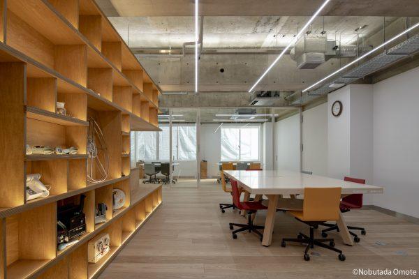 平河町のオフィス